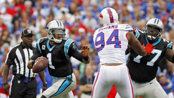 Rivera: Panthers need to 'get over the hump'