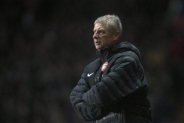Arsene Wenger wants to see Arsenal improve their home form