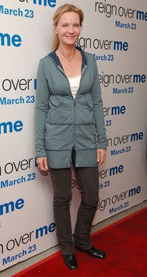 Joan Allen at the New York premiere of Sony Pictures' Reign Over Me