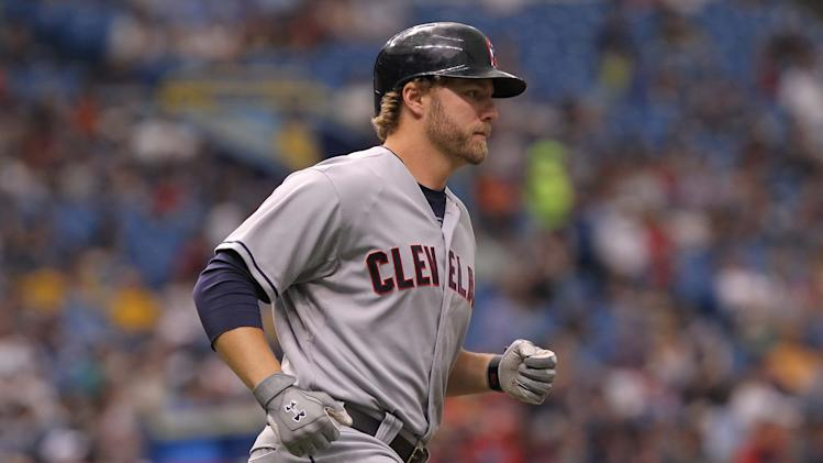 MLB: Cleveland Indians at Tampa Bay Rays