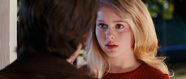The Lovely Bones Production Photos 2009 DreamWorks Rose McIver