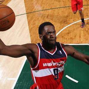 Dunk of the Night: Martell Webster