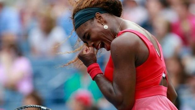 2013 US Open Serena Williams