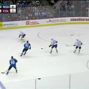 Marek Mazanec Save on Jan Hejda (07:34/2nd)