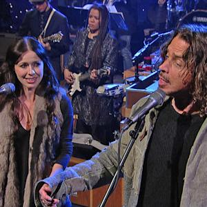 David Letterman - Chris Cornell Featuring Joy Williams: