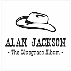 """This CD cover image released by Capitol Nashville shows """"The Bluegrass Album,"""" by Alan Jackson. (AP Photo/Capitol Nashville)"""