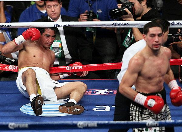 Erik Morales. Foto: Getty Images