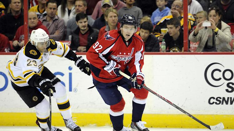 Washington Capitals might turn to Evgeny Kuznetsov as No. 2 cen…