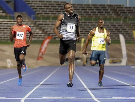 Injury free season priority for Bolt