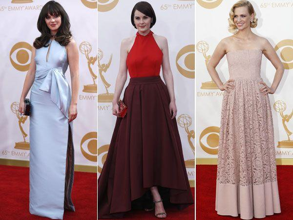 Celeb Style: Best Dressed at Emmy Awards 2013