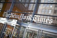 The New York Times Co. posted a loss of $88.1 million in the previous quarter, as a write-off in the value of website About.com wiped out gains from increased online subscriptions