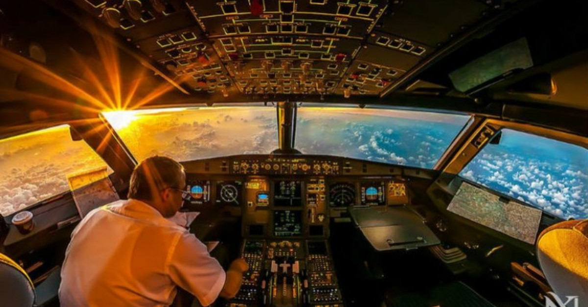 The Wildest Photos Of Aircrafts In Action
