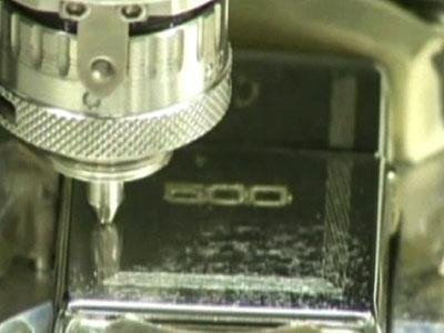 Raw Video: Zippo's 500 millionth lighter