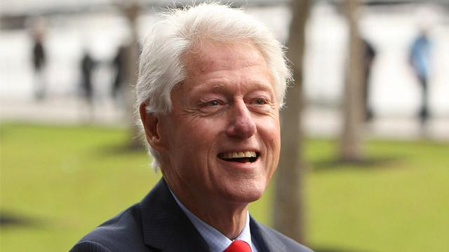 Bill Clinton On Life as a Grandfather: 'There Are More Moving Parts'