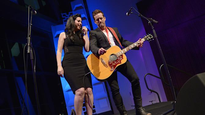 2013 SESAC Nashville Awards - Inside