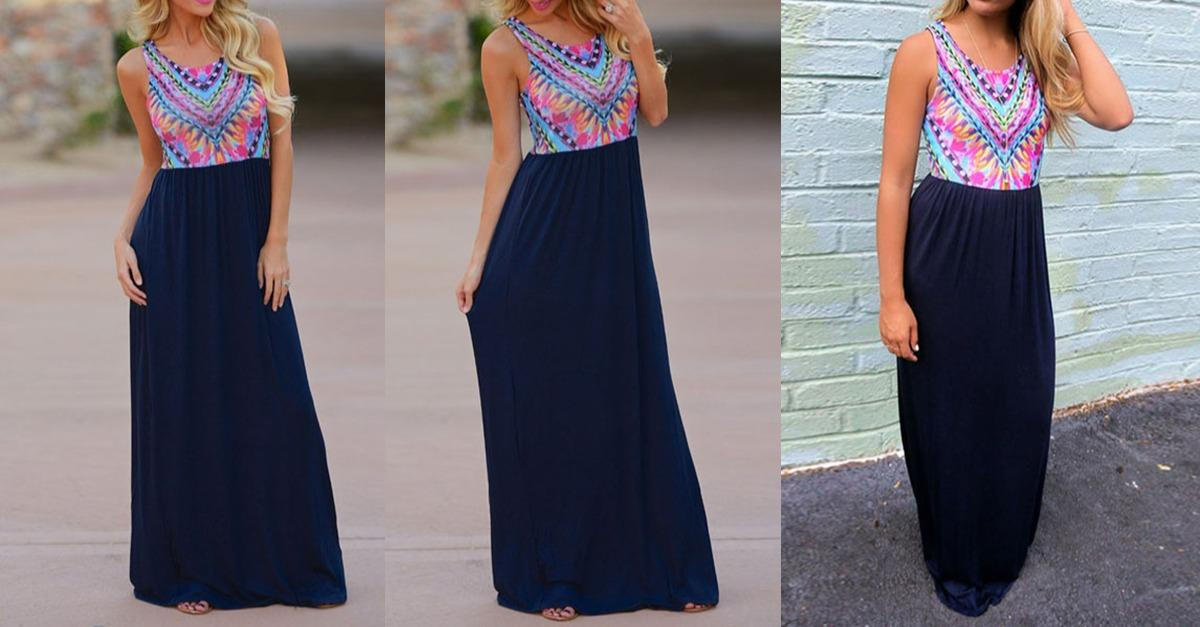Maxi Dresses From $7