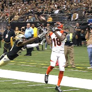 Mayock's Slant: Cincinnati Bengals run game vs. New Orleans Saints