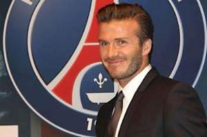 Wenger: Beckham to PSG shows just how good Arsenal training is!