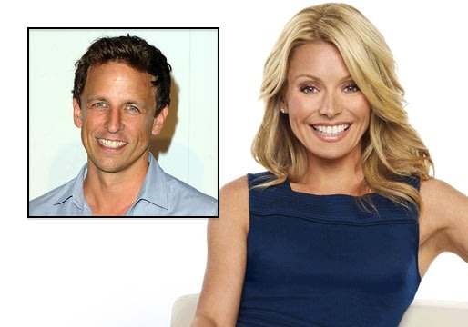 TVLine Items: Is Seth Meyers Live!'s New Host? Plus, a Fun Beverly Hills, 90210 Reunion and More