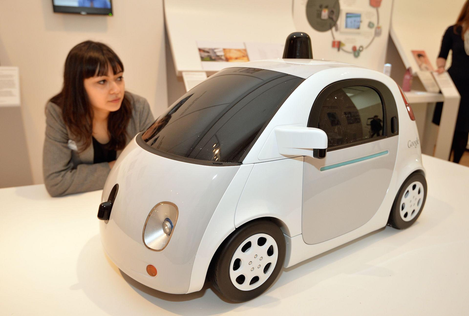 Want to help manufacture self-driving cars? Google is hiring.