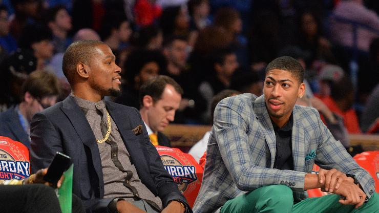 Old guys go, new look comes to NBA All-Star game