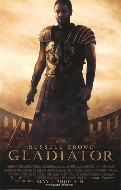 Il gladiatore Poster