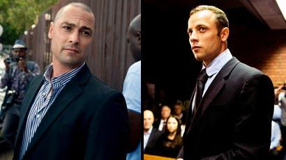 Carl Pistrorius and Oscar Pistorius