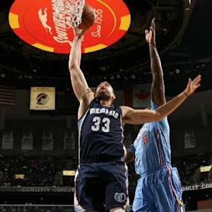 Nightly Notable - Marc Gasol