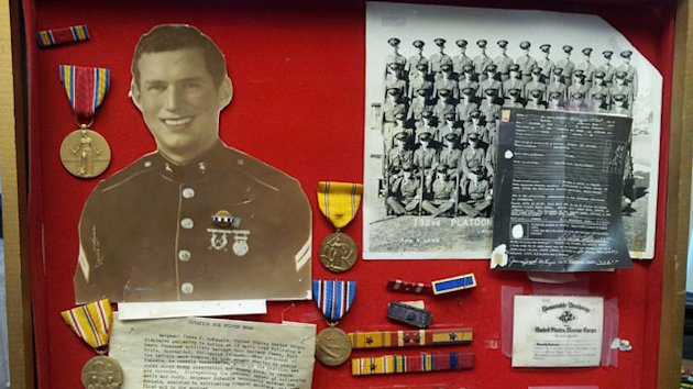 Daughter of World War II Vet Located After Medals Donated to Goodwill (ABC News)