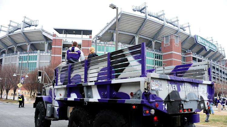 NFL: Super Bowl XLVII-Baltimore Ravens Victory Parade & Celebration