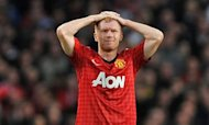 Paul Scholes' Car Stolen While Defrosting