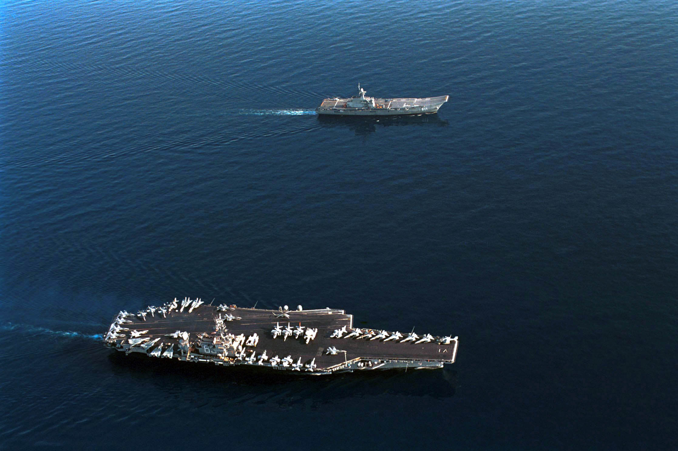 Thailand has an aircraft carrier without any aircraft
