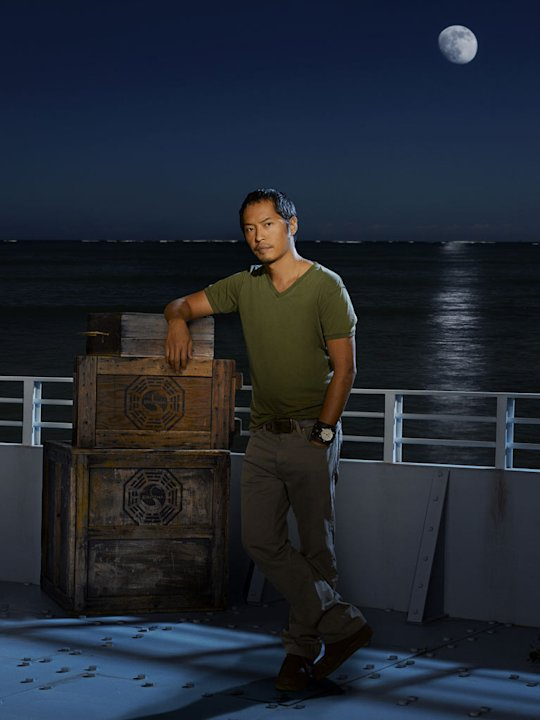 Ken Leung stars as Miles on &quot;Lost.&quot; 