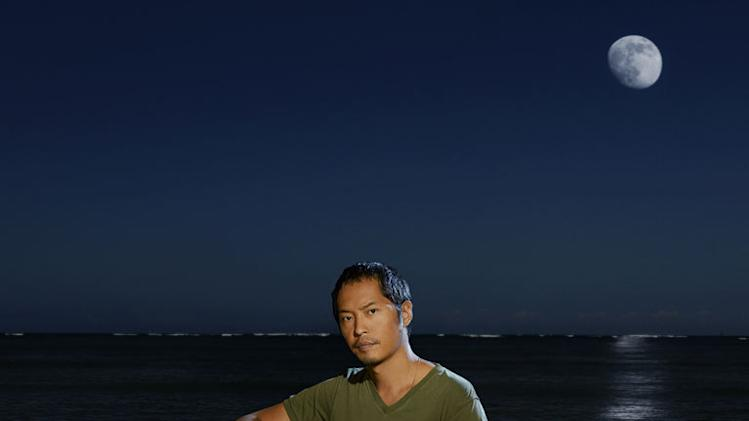 "Ken Leung stars as Miles on ""Lost."""
