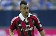El Shaarawy: AC Milan confident things will improve