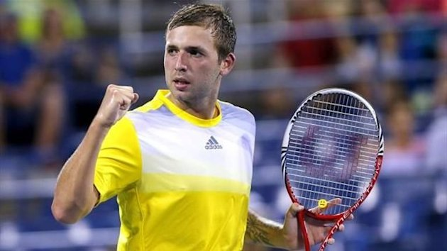 Dan Evans (aka Daniel Evans) of Great Britain