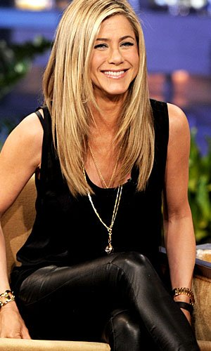 Jennifer Aniston talks about her new puppy on
