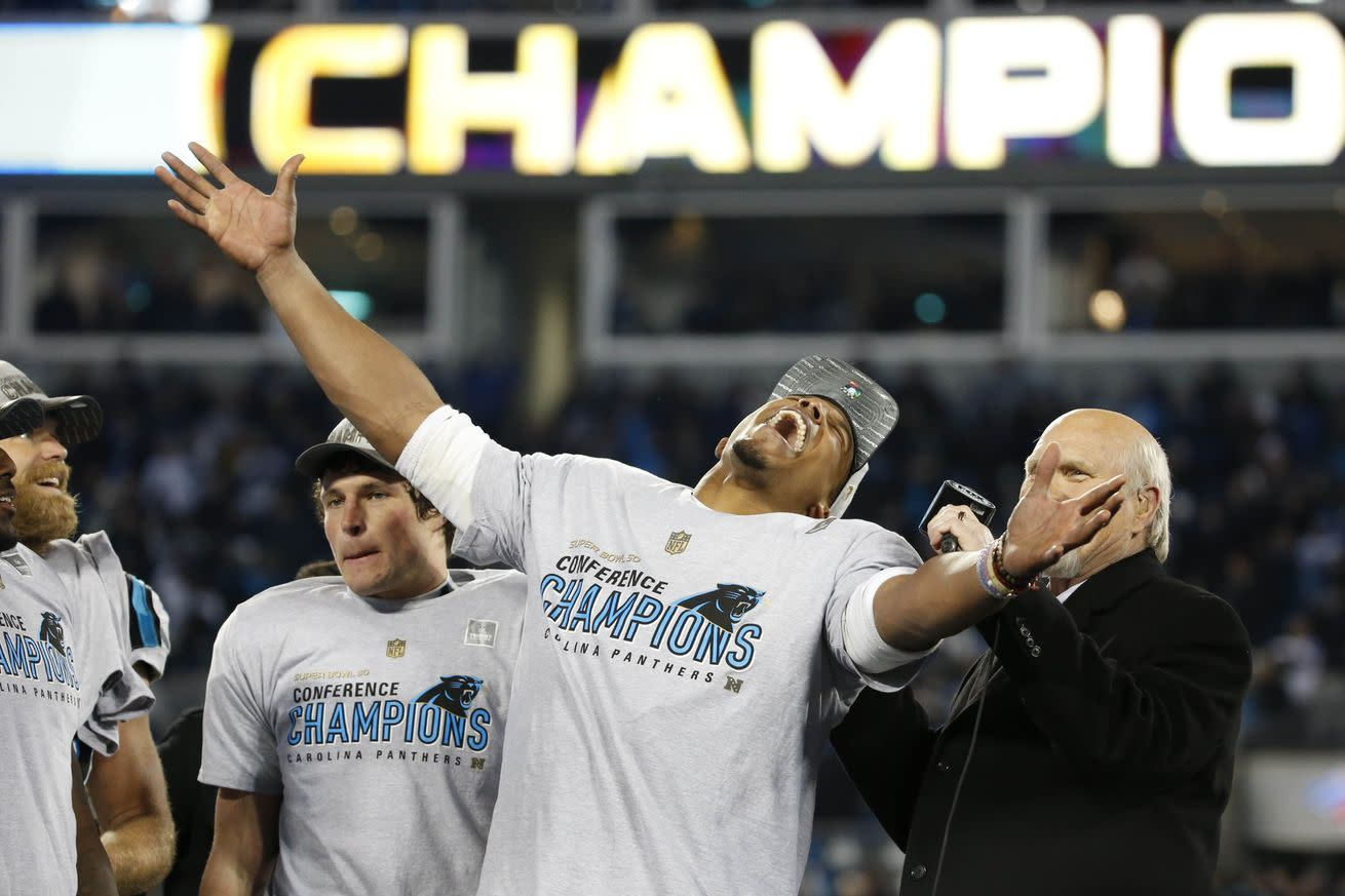 Cam Newton adds NFL Offensive Player of the Year award to his outstanding 2015 season