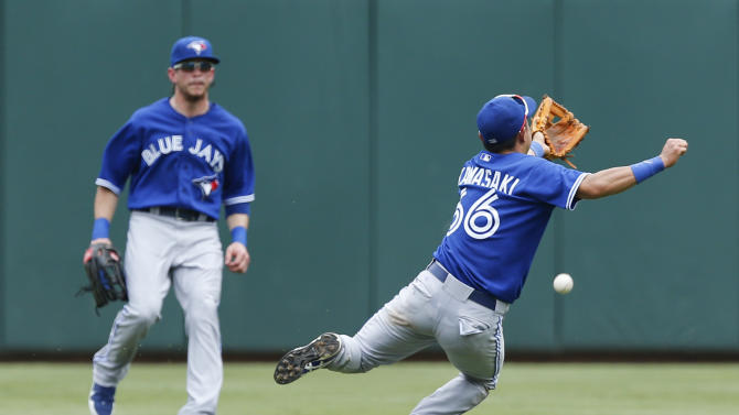 Lind, Rasmus HRs push Blue Jays past Rangers 6-1