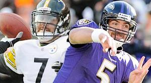 Roethlisberger, Flacco capable of delivering more