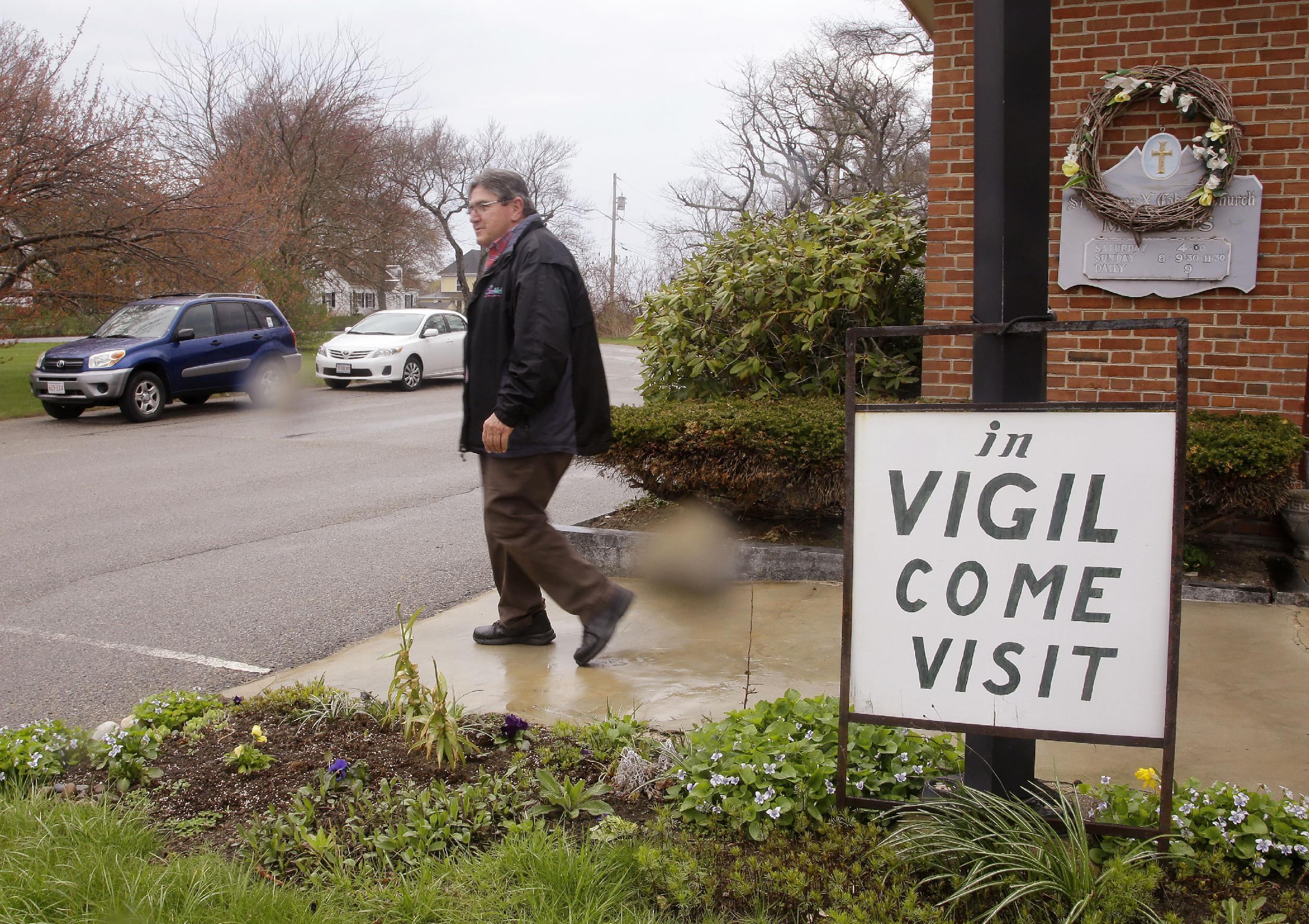 Parishioners appealing judge's order to vacate closed church