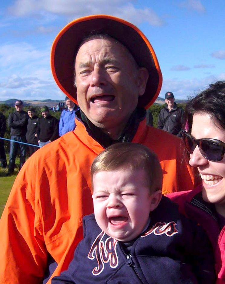Pop (Culture) Quiz: Is This a Photo of Bill Murray or Tom Hanks?