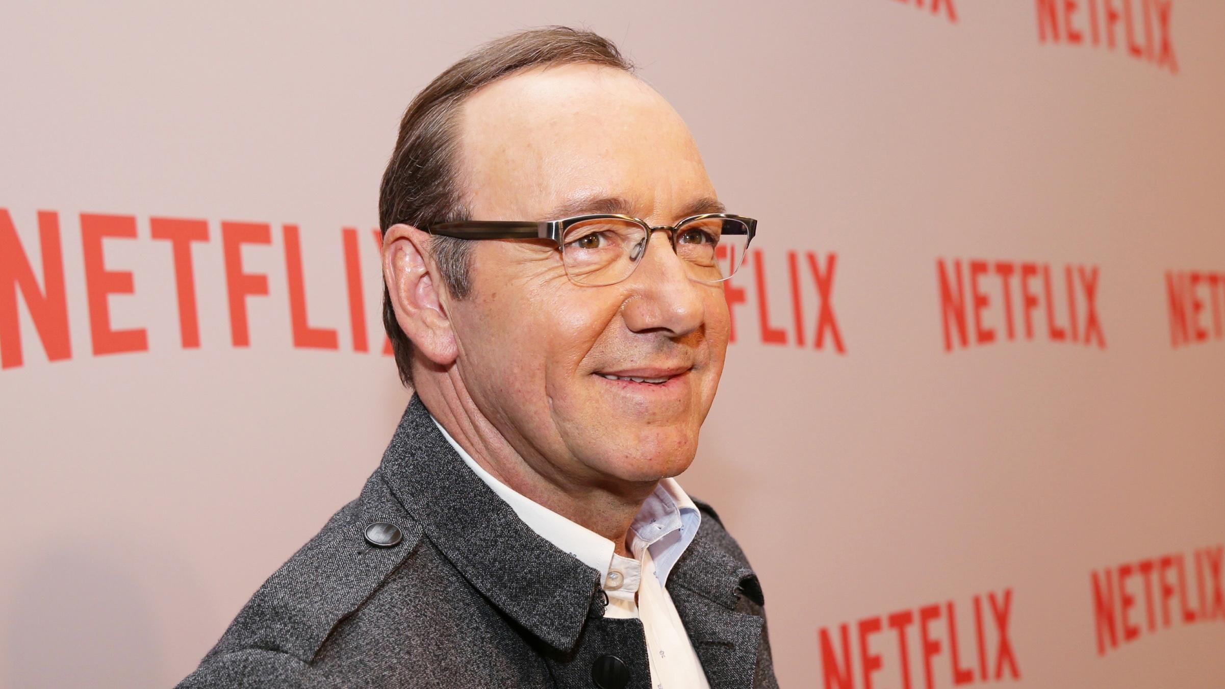 Kevin Spacey Wins Best Actor in a Drama Series at SAG Awards