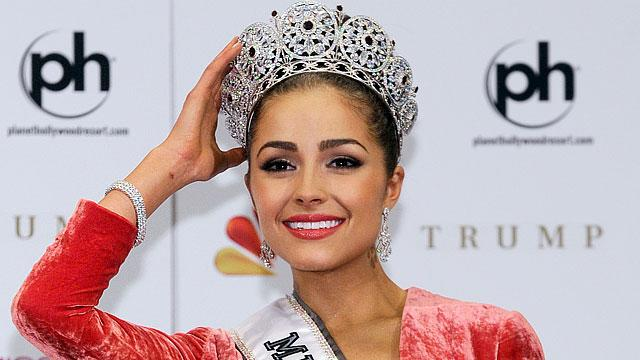 Who Is Miss Universe Olivia Culpo?