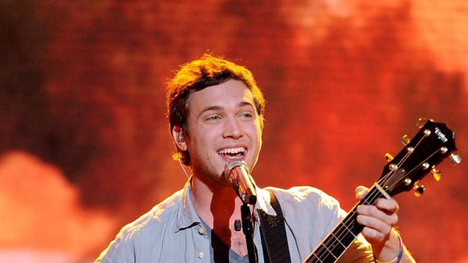 Phillip Phillips (5/16/12)