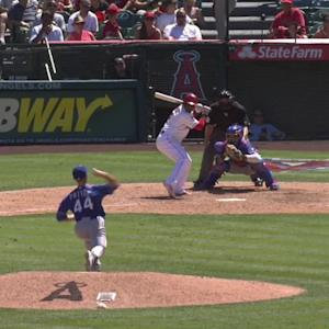 Moreland's diving stop