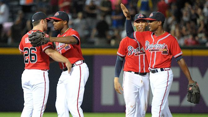 Braves beat Marlins for 14th straight win
