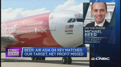 AirAsia still well positioned for the year: Pro