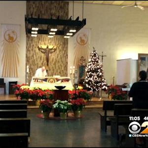 Dozens Of NYC Churches On Chopping Block Celebrate Possible Final Christmas