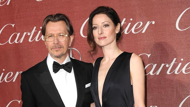 2012 Palm Springs Film Festival Awards Gala Gary Oldman